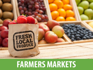 Local Farmers Markets – San Mateo County – 2017