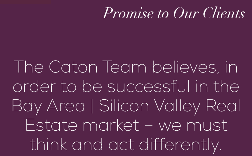 We are The Caton Team
