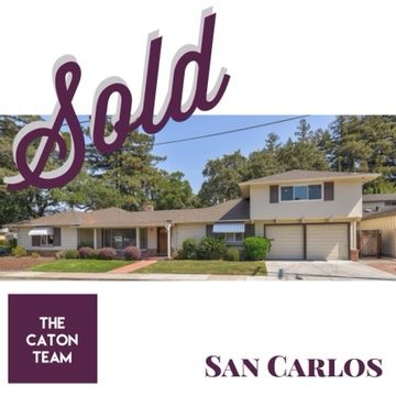 SOLD – by The Caton Team in San Carlos
