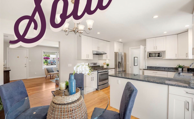 SOLD by The Caton Team – San Carlos