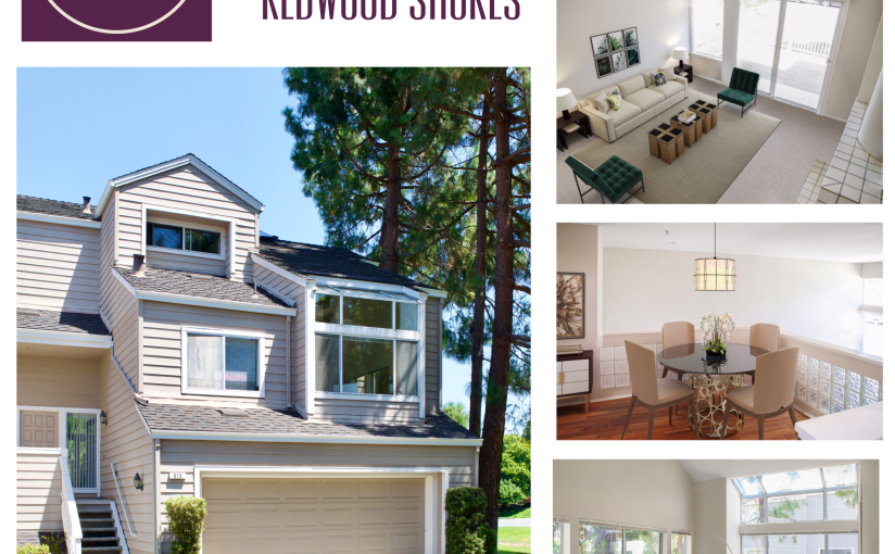 SOLD in 24 Hours – by The Caton Team in Redwood Shores