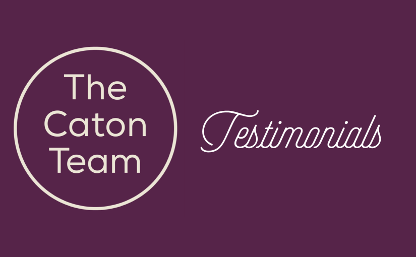 Testimonial of the Day – from Kit